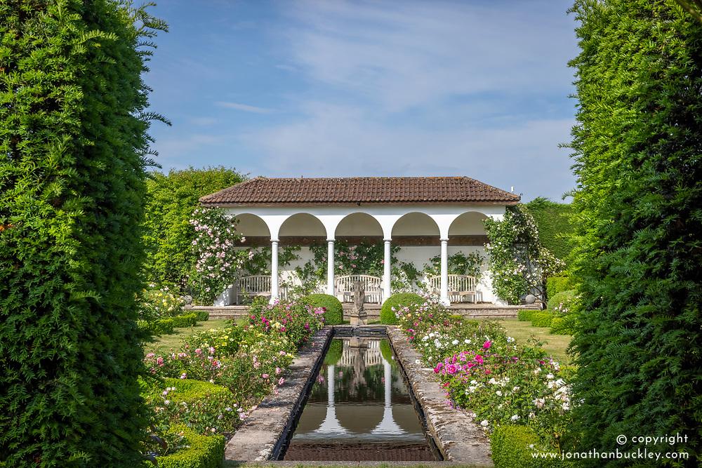 Looking into The Renaissance Garden