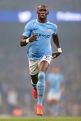 24th October 2017 - Carabao Cup (4th Round) - Manchester City v Wolverhampton Wanderers - Eliaquim Mangala of Man City - Photo: Simon Stacpoole / Offside.