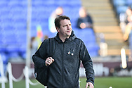 Barnsley Manager, Daniel Stendel during the EFL Sky Bet League 1 match between Portsmouth and Barnsley at Fratton Park, Portsmouth, England on 23 February 2019.