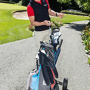 NLD/Brielle/20190614 - Bekend Nederland golft voor Afrika, Winston Post