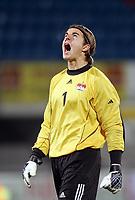 Fotball<br /> VM-kvalifisering<br /> Liechtenstein v Latvia<br /> 17. november 2004<br /> Foto: Digitalsport<br /> NORWAY ONLY<br /> Liechtensteins Peter Jehle