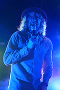 Allen Stone performs at Bumbershoot 2013 in Seattle, WA USA