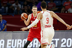 September 10, 2017 - °Stanbul, Türkiye - Crotia vs. Russia Eurobasket European Basketball Championship round of 16 match in Istanbul, Saturday, Sept. 10th.  Eurobasket (Credit Image: © Depo Photos via ZUMA Wire)