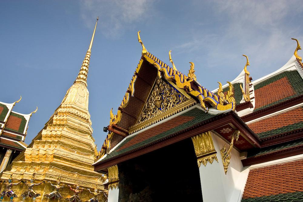 Grand Palace and Temple Complex, Bangkok, Thailand