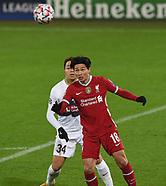 09/12, FC Midtjyland v Liverpool, Minamino, CL