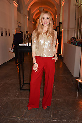 Fearne Cotton at The Royal Academy Schools annual dinner and Auction, London England. 14 March 2017.