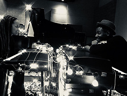 """Alicia Keys releases a photo on Instagram with the following caption: """"Me and my homie @chrisblive spent a lot of time in the studio finding the magic for him and now the magic has arrived! \ud83d\udd25\ud83d\udd25 Super excited for everything coming your way!! Congrats on the first taste people get from you in #bluebloodblues \ud83d\udc99\ud83d\udc99#linkinbio"""". Photo Credit: Instagram *** No USA Distribution *** For Editorial Use Only *** Not to be Published in Books or Photo Books ***  Please note: Fees charged by the agency are for the agency's services only, and do not, nor are they intended to, convey to the user any ownership of Copyright or License in the material. The agency does not claim any ownership including but not limited to Copyright or License in the attached material. By publishing this material you expressly agree to indemnify and to hold the agency and its directors, shareholders and employees harmless from any loss, claims, damages, demands, expenses (including legal fees), or any causes of action or allegation against the agency arising out of or connected in any way with publication of the material."""
