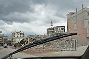 Nahr El Bared, Lebanon, Palestinian refugees camps
