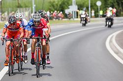 Gregor Gazvoda (SLO) of KK Adria Mobil during Stage 3 of 24th Tour of Slovenia 2017 / Tour de Slovenie from Celje to Rogla (167,7 km) cycling race on June 16, 2017 in Slovenia. Photo by Vid Ponikvar / Sportida