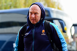Neil Doak arrives at Kingsholm prior to kick off - Mandatory by-line: Ryan Hiscott/JMP - 01/12/2018 - RUGBY - Kingsholm - Gloucester, England - Gloucester Rugby v Worcester Warriors - Gallagher Premiership Rugby