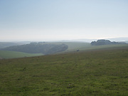 Firle Beacon, East Sussex, October 2018