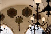 Sukiennice Cloth Hall in Rynek Glowny Krakow Poland