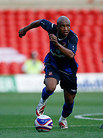 Photo: Steve Bond/Richard Lane Photography. Nottingham Forest v Sunderland. Pre Season Friendy. 29/07/2008. El Hadji Diouf breaks forward