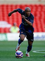 Photo: Steve Bond/Richard Lane Photography. Nottingham Forest v Sunderland. Pre Season Friendy. 29/07/2008. El Hadji Diouf breaks forward
