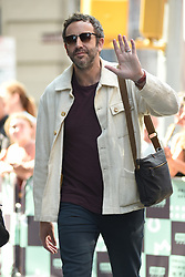 August 15, 2018 - New York, NY, USA - August 15, 2018 New York City..Chris O'Dowd made an appearance  on Build Speaker Series on August 15, 2018 in New York City. (Credit Image: © Kristin Callahan/Ace Pictures via ZUMA Press)