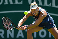 Angelique Kerber of Germany during the Nature Valley International at Devonshire Park, Eastbourne, United Kingdom on 27 June 2018. Picture by Martin Cole.