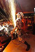 Miami, FL - March 25: Performance artist Wild Child at the UltraMusic Festival 8 in Miami, Florida Saturday March 25, 2006.(Photo by Gaston De Cardenas/El Nuevo Herald)
