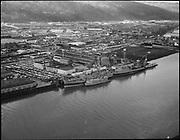 "ackroyd_14336-6. ""Wisco. December 20, 1966. aerials of plant."""