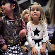 Kultural scool at Vassenden, Carina Farsund Aalhus, left, and Malin Ostenstad Thorsen