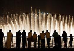 Dubai Fountain..Photo by: Stephen Lock/i-Images
