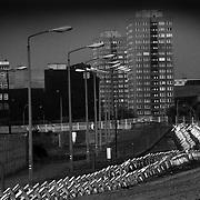 Berlin Wall,  1983. Berlin, Germany.<br /> The Berlin Wall was the border between Berlin West and Berlin East from 13 August 1961 until 9 November 1989. Germany, Berlin