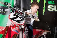 Anaheim 1 Media Day - Monster Energy AMA Supercross - 2012