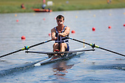 Race: 52  Event: Single Sculls - Championship - Heat 1<br /> <br /> National Schools Regatta 2018<br /> Sunday<br /> <br /> To purchase this photo, or to see pricing information for Prints and Downloads, click the blue 'Add to Cart' button at the top-right of the page. The Metropolitan Regatta 2018