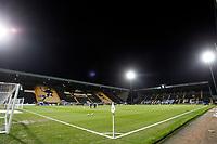 Notts County FC 1-0 Stockport County FC. Vanarama National League. 15.12.20