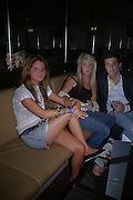 Samantha Tidy and Clarissa Walsh. Manhattan A* List party in aid of the British Dyslexia association. Raffles nightclub. King's Rd. London. 29 August 2005. ONE TIME USE ONLY - DO NOT ARCHIVE  © Copyright Photograph by Dafydd Jones 66 Stockwell Park Rd. London SW9 0DA Tel 020 7733 0108 www.dafjones.com