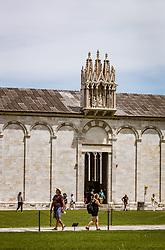THEMENBILD - der Schiefe Turm von Pisa, aufgenommen am 24. Juni 2018 in Pisa, Italien // the Leaning Tower of Pisa, Pisa, Italy on 2018/06/24. EXPA Pictures © 2018, PhotoCredit: EXPA/ JFK