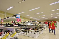 Armazém das Fábricas, loja de sapatos em Novo Hamburgo, no Vale dos Sinos, também conhecido como o pólo coureiro calçadista no Rio Grande do Sul. FOTO: Jefferson Bernardes/Preview.com
