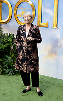Emma Thompson  at the 'Dolittle' - Special Screening at Cineworld Leicester Square in London, England. Saturday 25th January 2020
