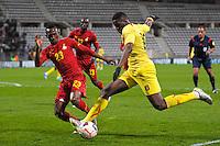 Harrison Afful / Bakary Sako  - 31.03.2015 - Ghana / Mali  - Match amical<br /> Photo : Andre Ferreira / Icon Sport