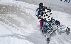 07.12.2014, Saalbach Hinterglemm, AUT, Snow Mobile, im Bild Team Erzbergrodeo // during the Snow Mobile Event at Saalbach Hinterglemm, Austria on 2014/12/07. EXPA Pictures © 2014, PhotoCredit: EXPA/ JFK