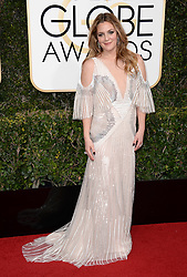 Drew Barrymore attends the 74th Annual Golden Globe Awards at the Beverly Hilton in Beverly Hills, Los Angeles, CA, USA, on January 8, 2017. Photo by Lionel Hahn/ABACAPRESS.COM  | 577377_046 Los Angeles Etats-Unis United States
