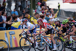Claudia Lichtenberg (Lotto Soudal) at Madrid Challenge by La Vuelta an 87km road race in Madrid, Spain on 11th September 2016.