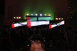 February 23, 2019 - Abu Dhabi - Foto LaPresse - Fabio Ferrari.23 Febbraio 2019 Abu Dhabi (Emirati Arabi Uniti).Sport Ciclismo.UAE Tour 2019 - Presentazione squadre.Nella foto: durante la presentazione..Photo LaPresse - Fabio Ferrari.February 23, 2019 Abu Dhabi (United Arab Emirates) .Sport Cycling.UAE Tour 2019 - Team presentation.In the pic: during the presentation (Credit Image: © Fabio Ferrari/Lapresse via ZUMA Press)