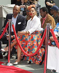 Hand & Footprint Ceremony honoring Cicely Tyson at The TCL Chinese Theatre in Hollywood, California on 4/27/18. 27 Apr 2018 Pictured: Anika Noni Rose. Photo credit: River / MEGA TheMegaAgency.com +1 888 505 6342