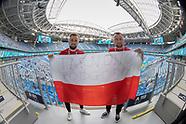 14/06, 17:00, Poland v Slovakia, Saint Petersburg Stadium, RUSSIA INCOMING