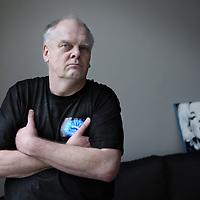 Nederland, Amsterdam , 14 maart 2012..Simon Boerboom, psychiater op non-actief na dood patiënt..VOORKEURFOTO!.Foto:Jean-Pierre Jans