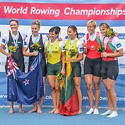 NZ Women @ Worlds 2013