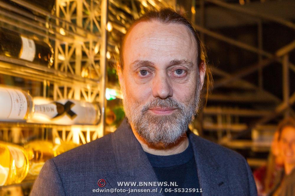NLD/Scheveningen/20171107 - Boekpresentatie Deal, Hugo Borst