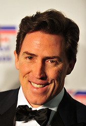 © Licensed to London News Pictures. 16/12/2011. London, England. Rob Brydon attends the Channel 4 British Comedy Awards  in Wembley London .  Photo credit : ALAN ROXBOROUGH/LNP