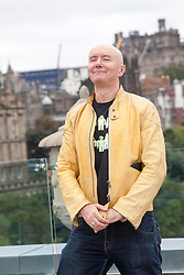 Filth photocall with Irvine Welsh.<br /> ©Michael Schofield.