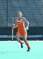 ROTTERDAM - HOCKEY - Malou Pheninckx . Oefenwedstrijd tussen de vrouwen van Nederland en Duitsland (10-2) ter voorbereiding voor de HWL, volgende week. COPYRIGHT KOEN SUYK
