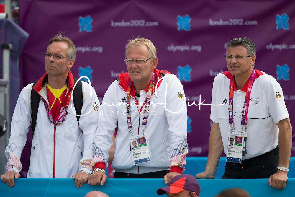 Engemann Heiner (GER), Becker Otto (GER)<br /> Olympic Games London 2012<br /> © Dirk Caremans