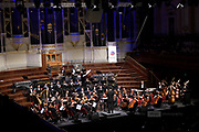 Final concert of the 2019 Australian International Music Festival. Sydney Town Hall, Sydney, Australia