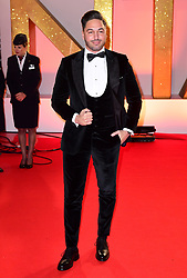 Mario Falcone attending the National Television Awards 2019 held at the O2 Arena, London. PRESS ASSOCIATION PHOTO. Picture date: Tuesday January 22, 2019. See PA story SHOWBIZ NTAs. Photo credit should read: Ian West/PA Wire