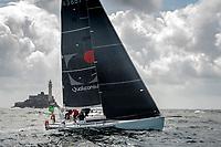 L'Ange De Milon, Sail no: FRA43857, Class: IRC One, Owner: Jacques Pelletier, Sailed by: Jacques Pelletier, Type: Milon 41