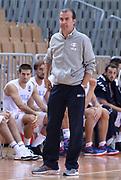 DESCRIZIONE : Capodistria Koper Nazionale Italia Uomini Adecco Cup Italia Italy Ucraina Ukraine<br /> GIOCATORE : Simone Pianigiani<br /> CATEGORIA : allenatore coach<br /> SQUADRA : Italia Italy<br /> EVENTO : Adecco Cup<br /> GARA : Italia Italy Ucraina Ukraine<br /> DATA : 22/08/2015<br /> SPORT : Pallacanestro<br /> AUTORE : Agenzia Ciamillo-Castoria/R.Morgano<br /> Galleria : FIP Nazionali 2015<br /> Fotonotizia : Capodistria Koper Nazionale Italia Uomini Adecco Cup Italia Italy Ucraina Ukraine
